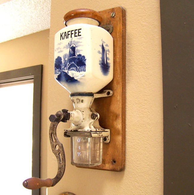 Wall Mounted Grinder ~ Old wall mount coffee grinder us machine