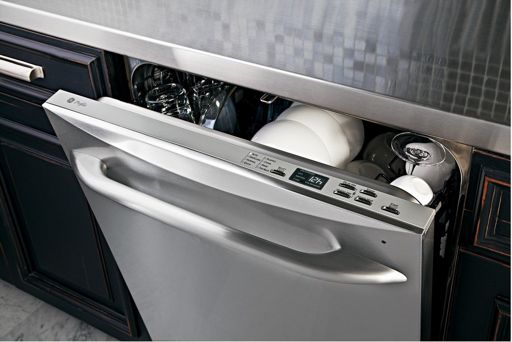 bisque colored dishwasher, lg dishwasher, spt dishwasher