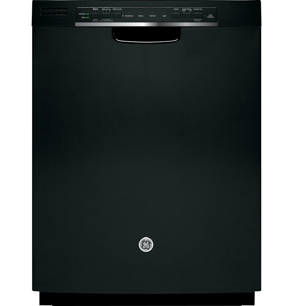 ge dishwasher, black dishwasher, dishwasher review