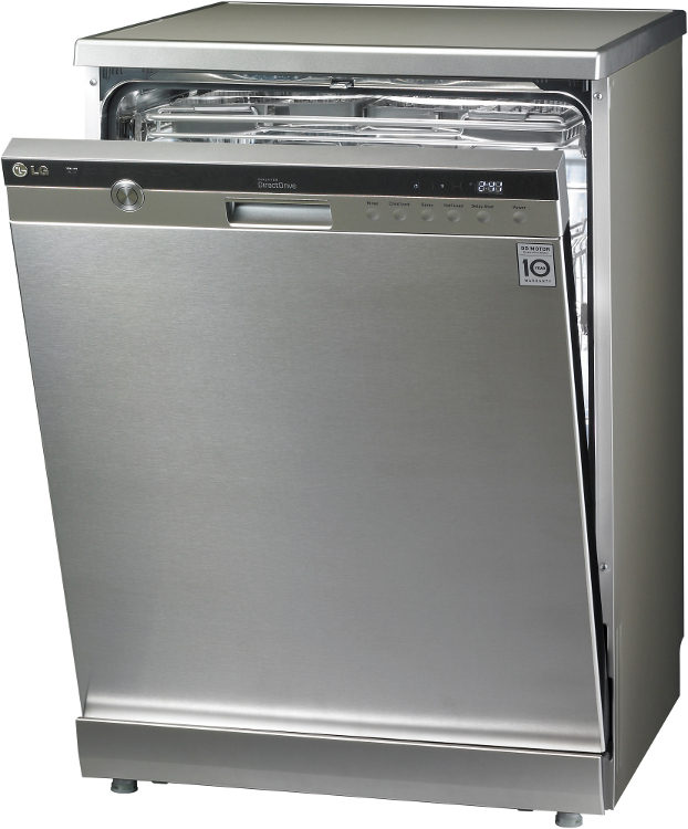 lg dishwasher, energy efficient dishwasher, bosch dishwasher