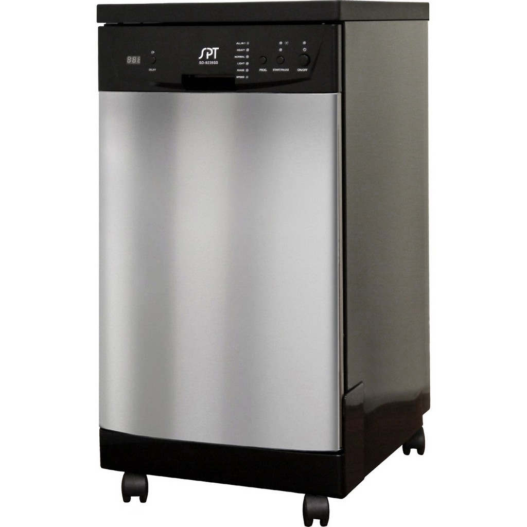 sunpentown dishwasher, slimline dishwasher, kenmore elite dishwasher