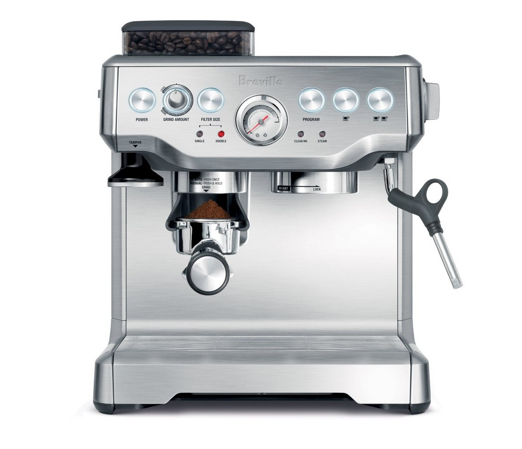 breville espresso machine, steam espresso machine, capresso espresso machine