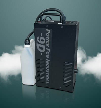 industrial fog machine, battery operated fog machine, outdoor fog machine