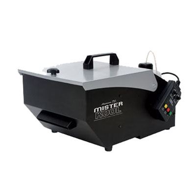 Fog Machines, Mister Kool Low-Lying Fog Machine, Commercial Coffee Grinders, Free Espresso Maker