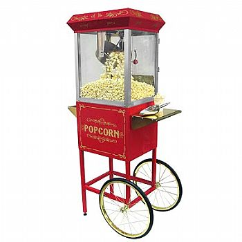 Popcorn Machine, Bialetti Espresso Maker, Industrial Sewing Machine, Outdoor Fog Machines
