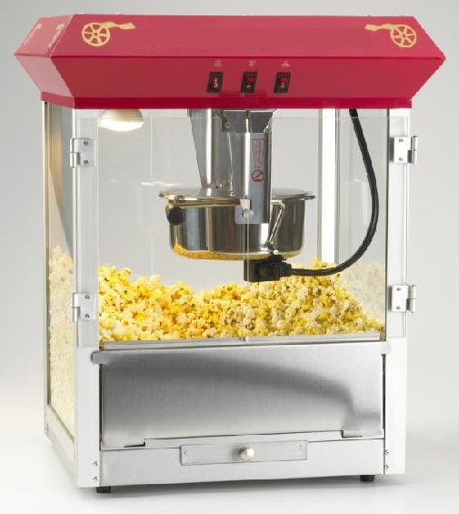 Popcorn Machine, Bernina Sewing Machines, Stovetop Espresso Maker, Coffee Grinders