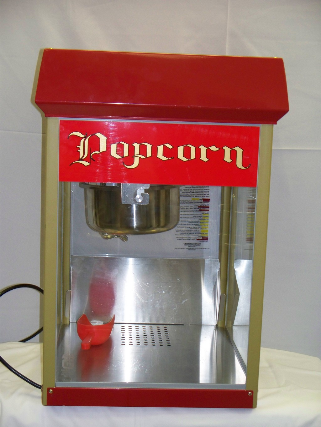 popcorn machine baltimore, popcorn machine in louisville ky, gold metal popcorn machine