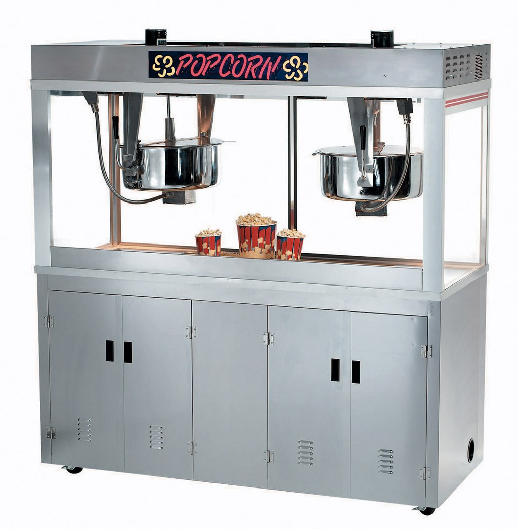 popcorn machine baltimore, cretor popcorn machine, catamount popcorn popper