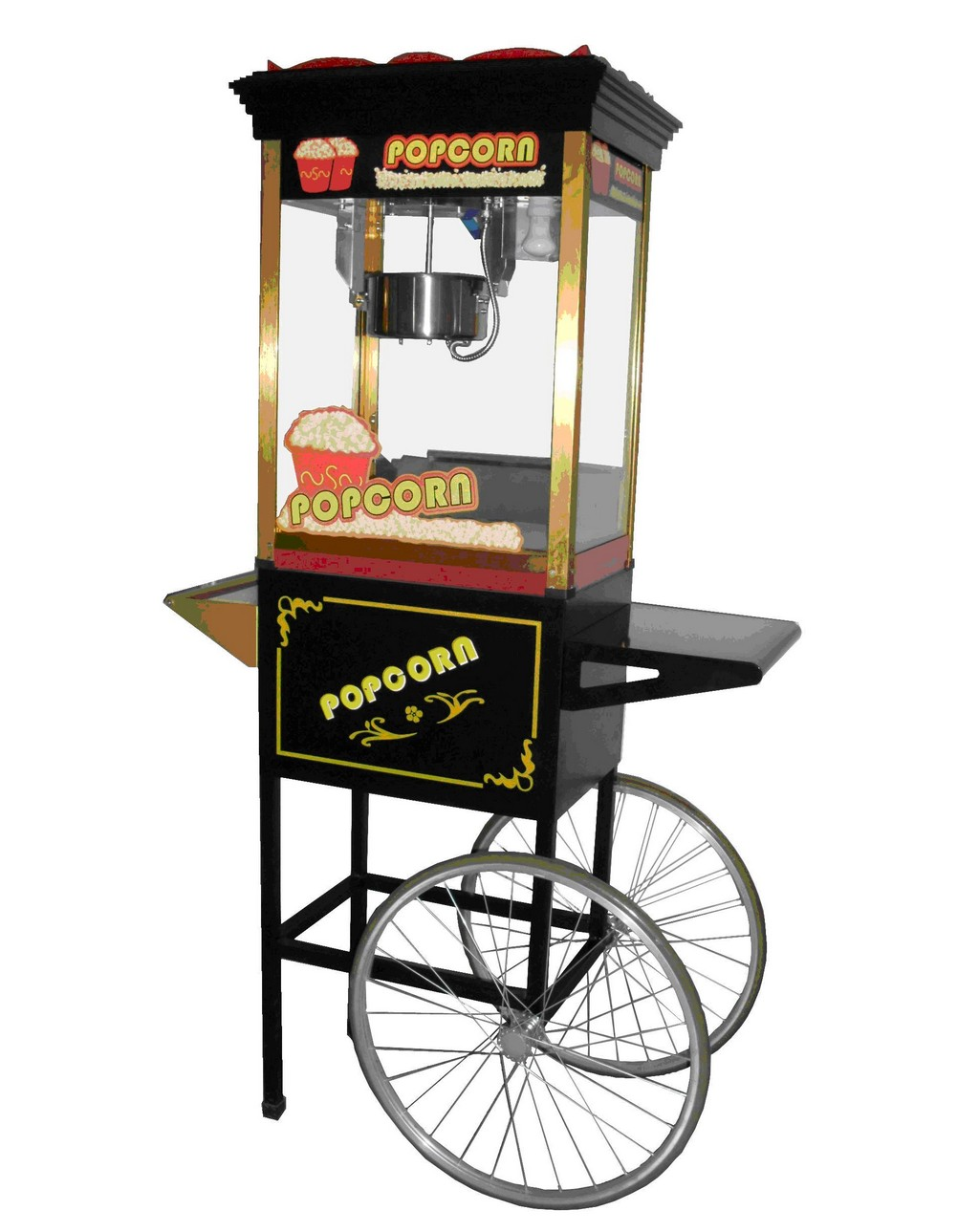 popcorn machine for rent, popcorn machine columbus ohio, buy a popcorn machine