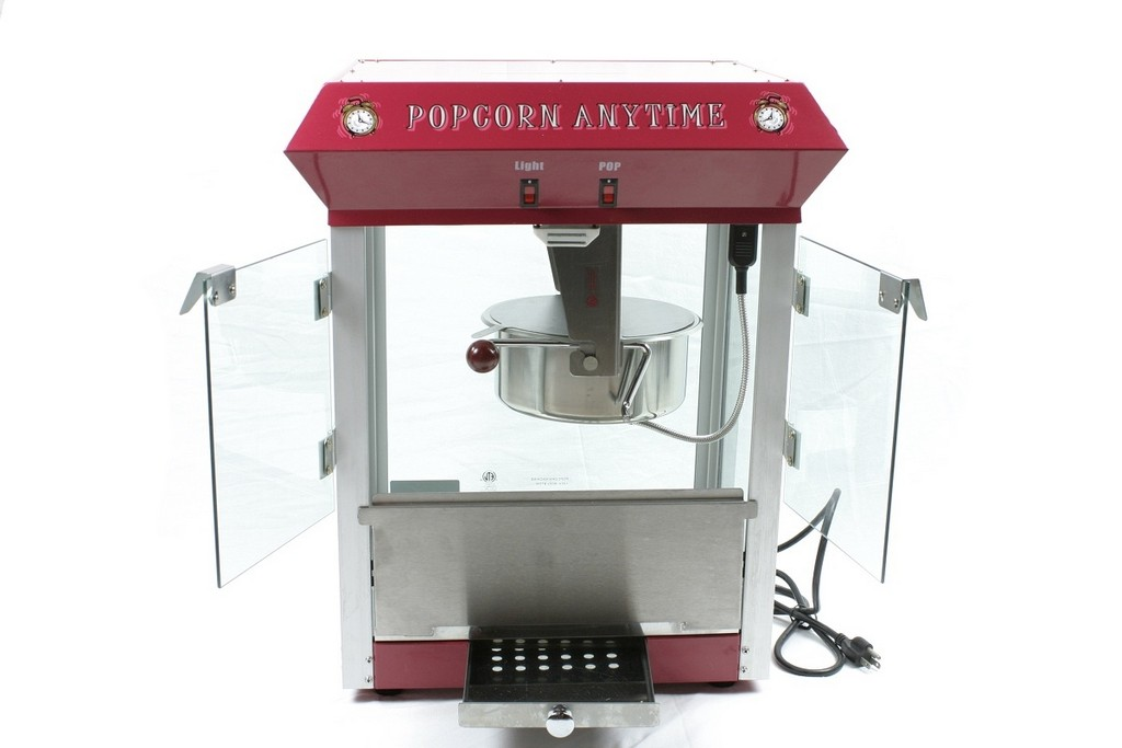 discounted popcorn machine, popcorn machine columbus ohio, gas popcorn popper