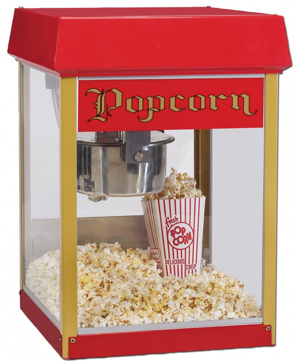 vintage popcorn machine coin operated, popcorn machine rental columbus ohio, professional popcorn maker