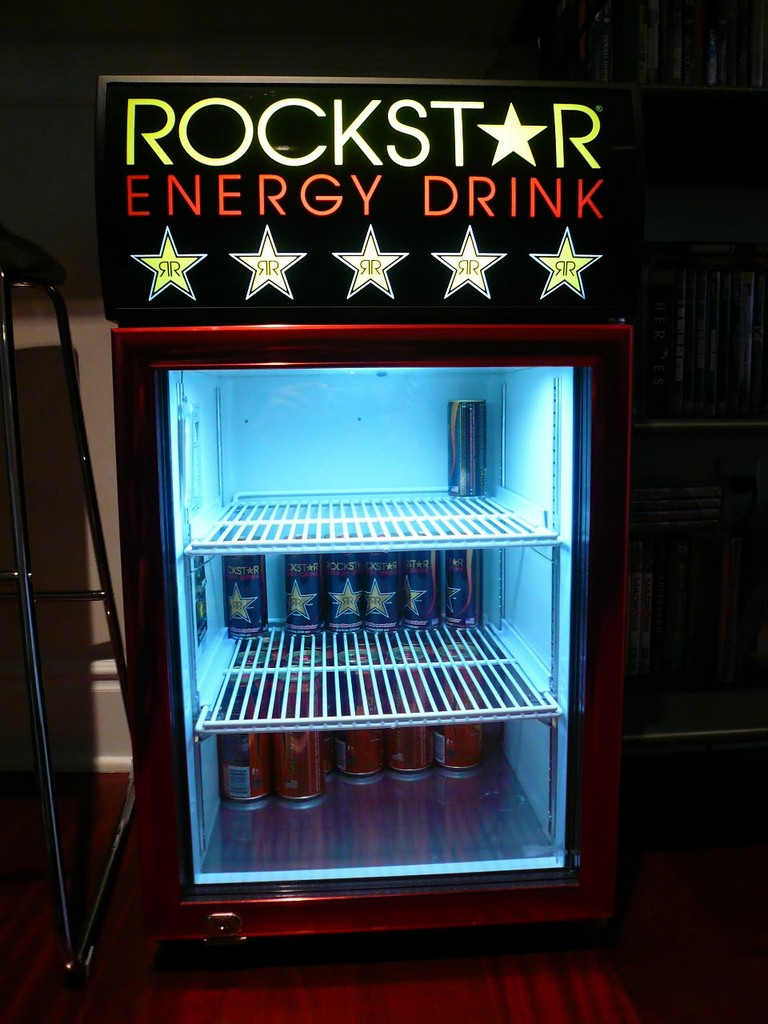 Rockstar Fridge Us Machine Com
