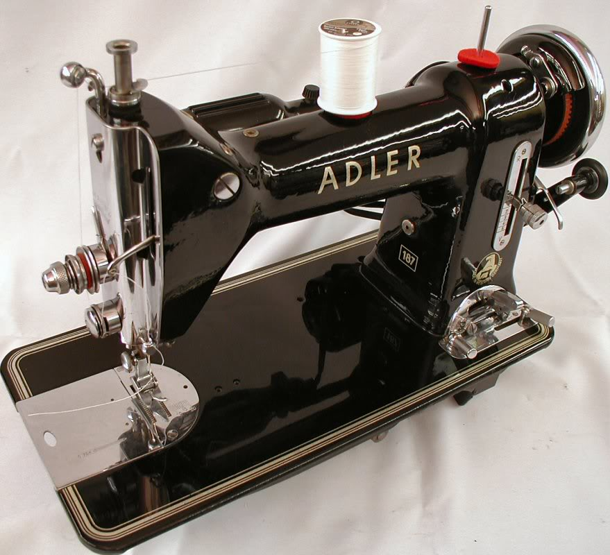 adler sewing machine, serger sewing machine, antique sewing machine