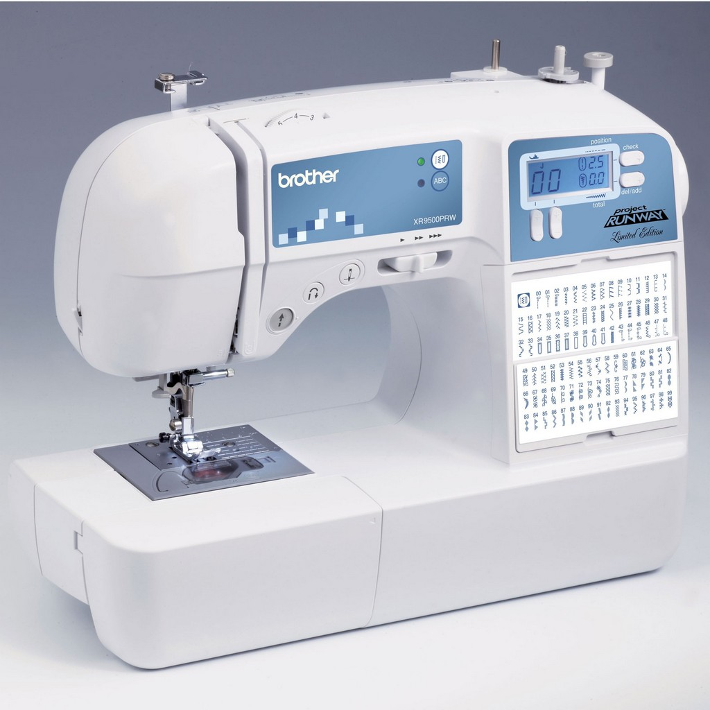computerized sewing machine, necchi sewing machine, portable sewing machine