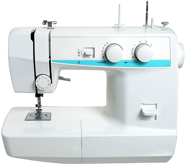 new sewing machine, elna sewing machine, treadle sewing machine