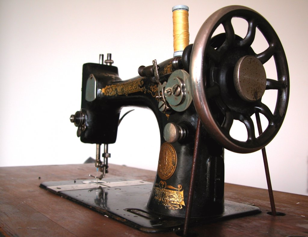 old sewing machine, jmb sewing machine, adler sewing machine