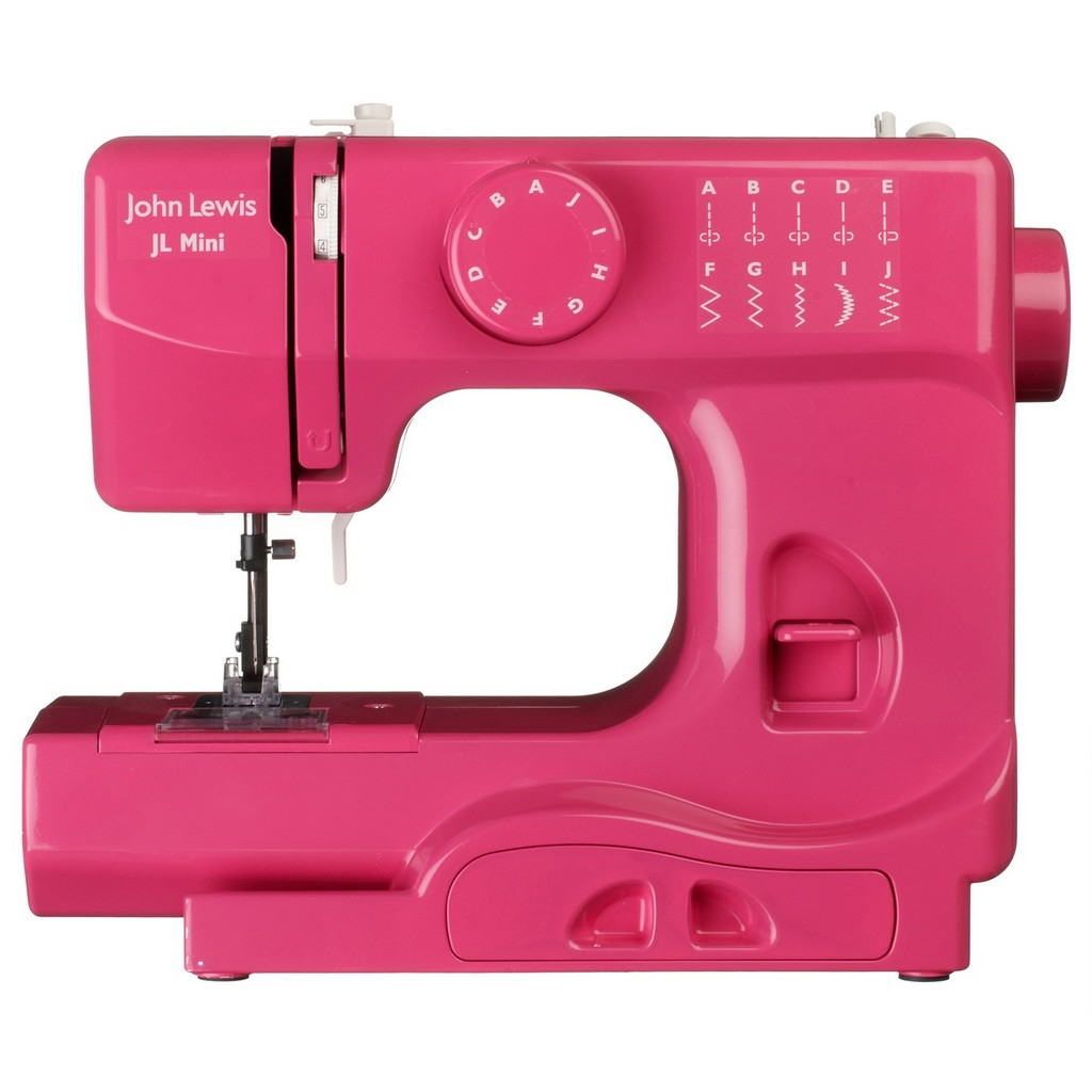 pink sewing machine for sale