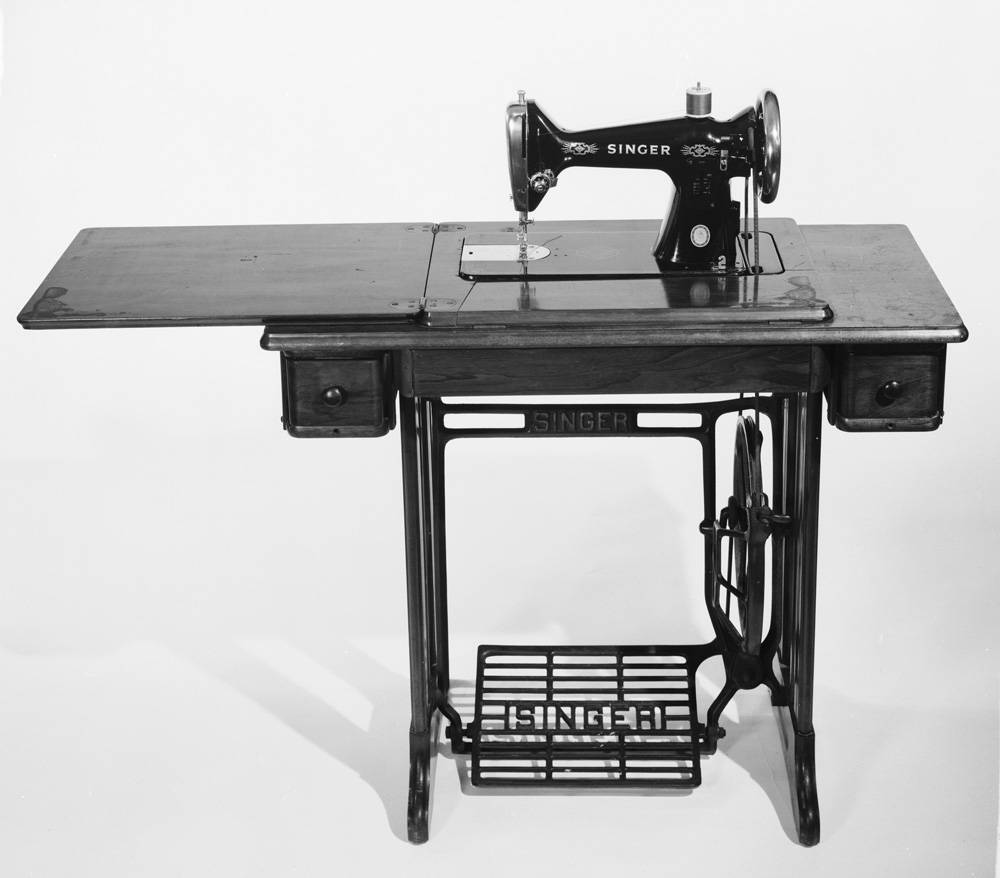 Singer treadle sewing machine | US-machine.com