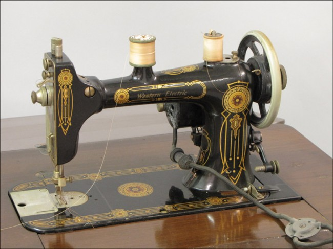 western electric sewing machine, sewing machine reviews, jmb sewing machine