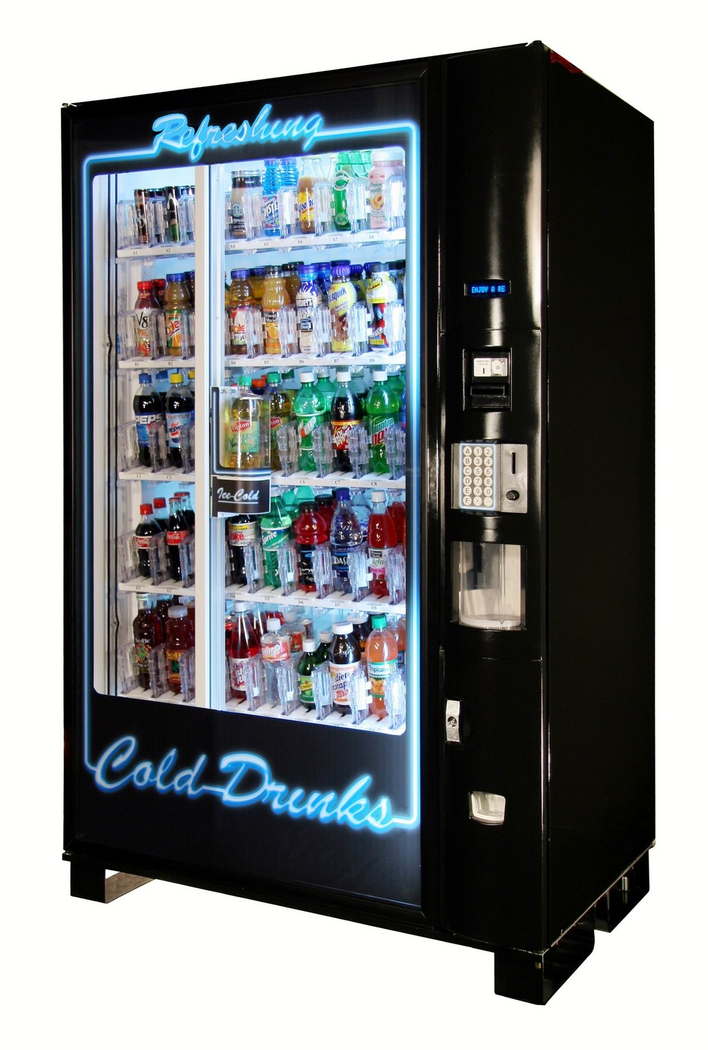 vending machine uk, healthy vending machine, cupcake vending machine