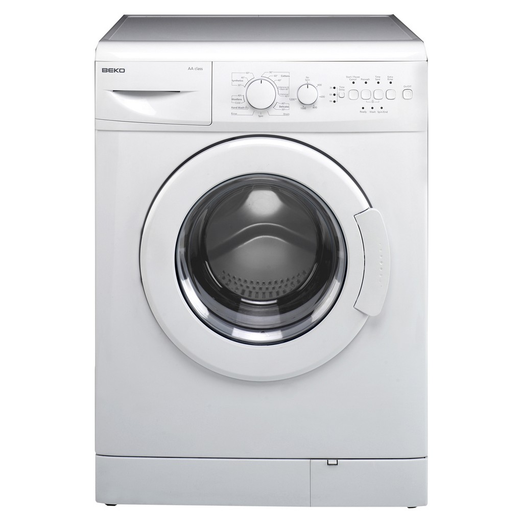 washing machine rental, silver washing machine, commercial washing machine