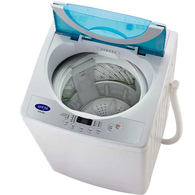 compact top load washing machine
